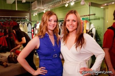 lindsey bagg in The Green Room NYC Presents a Trunk Show and Cocktails