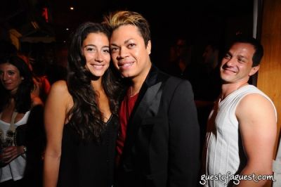 lindsey calla in Designer Kevin Christiana's Birthday Celebration!
