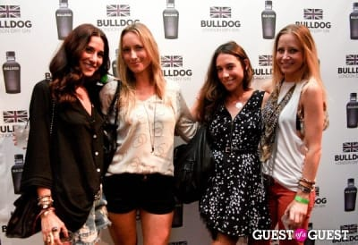 lindsey evans in Bulldog Gin FNO After-Party