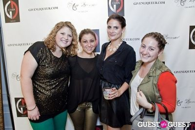 jennifer shonkoff in Matt Bernson Celebrates Fashion's Night Out 2012