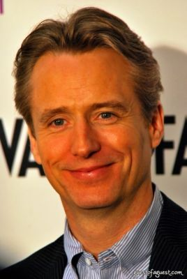 linus roache in USA Network and Vanity Fair
