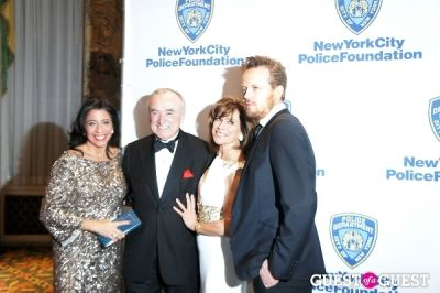 lisa anastos in NYC Police Foundation 2014 Gala