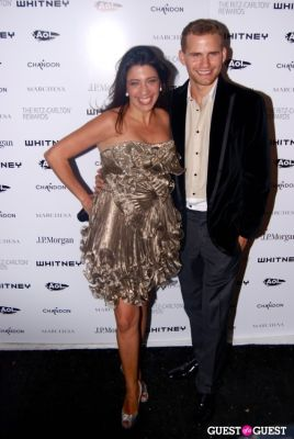 lisa anastos in Whitney 2011 Studio Party