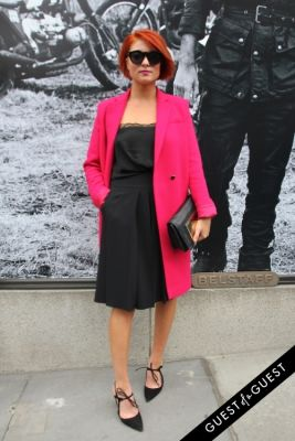 lisa banholzer in NYFW Style From the Tents: Street Style Day 6