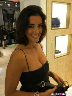 lisa cortes in Chanel Bal Harbour Boutique Re-Opening Party And Dinner