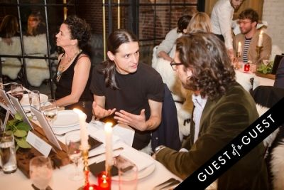 olivier theyskens in GofG Relaunch Party Powered By Samsung
