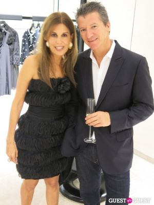 lisa heiden-koffler-and-adam-koffler in Chanel Bal Harbour Boutique Re-Opening Party And Dinner