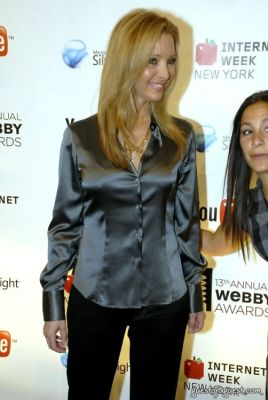 lisa kudrow in 13th Annual Webby Awards