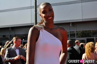 lisa leslie in 2013 ESPYS: Arrivals