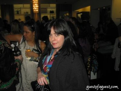 lisa lyons in Gen Art Film Festival Launch Party