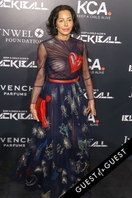 lisa maria-falcone in Keep a Child Alive 11th Annual Black Ball