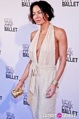 lisa maria-falcone in New York City Ballet's Spring Gala