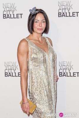 lisa maria-falcone in New York City Ballet's Fall Gala