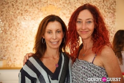 lisa mazzorella in Calypso St. Barth's October Malibu Boutique Celebration