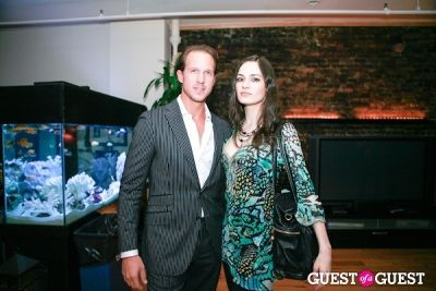 lisa melezhik in Soho Loft Party At Edward Scott Brady's Residence
