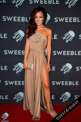 lisa opie in Sweeble Launch Event
