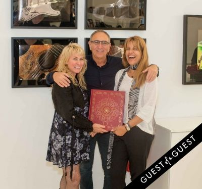 Lisa S. Johnson 108 Rock Star Guitars Artist Reception & Book Signing