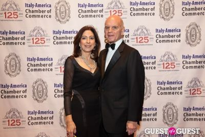 lisa salibello in Italy America CC 125th Anniversary Gala