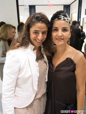 lisa sayfie-porcelli-and-susie-wahab in Chanel Bal Harbour Boutique Re-Opening Party And Dinner