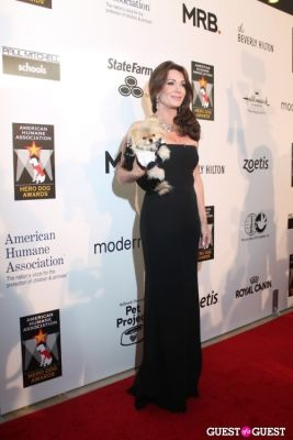 lisa vanderpump in The 3rd Annual American Humane Association Hero Dog Awards™ Hosted by Joey Lawrence