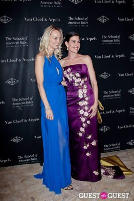 diana dimenna in The School of American Ballet Winter Ball: A Night in the Far East