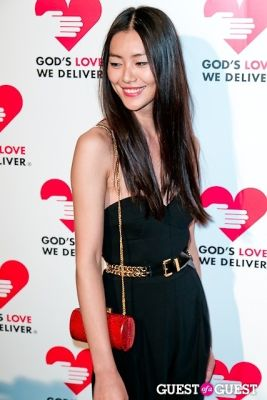 liu wen in God's Love Golden Heart Achievement Awards