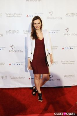 liubasha rose in Resolve 2013 - The Resolution Project's Annual Gala