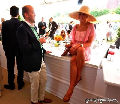 liz franco in Veuve Clicquot Polo Classic