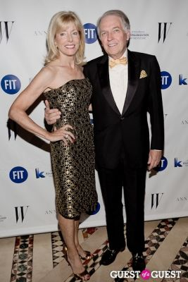 liz peek in FIT Gala