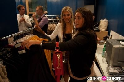 lizzie greenberg in FNO Celebrates The Opening Of Alexander Berardi New York Flagship Boutique