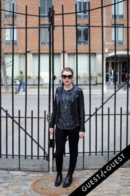 lizzie maguire in NYU Street Style 2015