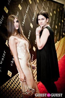 lizzie makkos in Charity: Ball Gala 2011