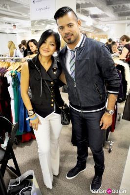 loann lai in District Sample Sale Fall 2012