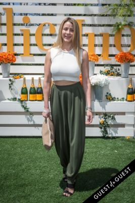 lo bosworth in Veuve Clicquot Polo Classic 2014