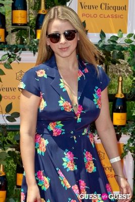 lo bosworth in Veuve Clicquot Polo Classic 2013