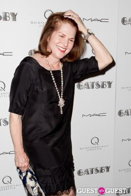 lois chiles in A Private Screening of THE GREAT GATSBY hosted by Quintessentially Lifestyle