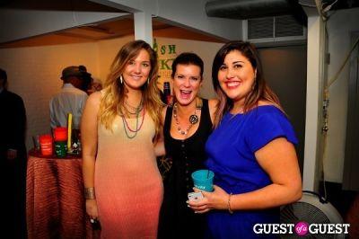 lolly amons in O'Neill Studios 2012 Salon Party