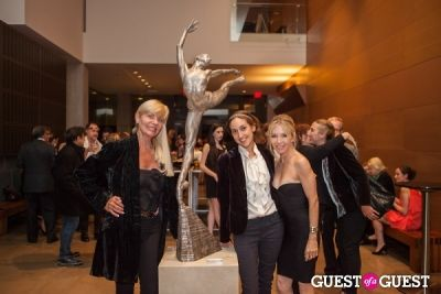 marjorie goodson in Barak Ballet Reception at The Broad Stage
