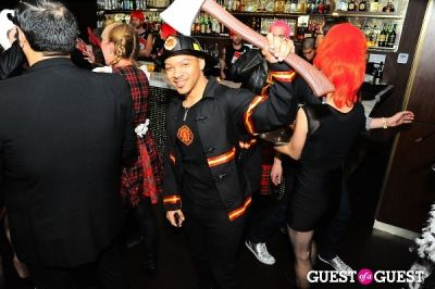lonnie hall in Patricia Field Aristo Halloween Party!