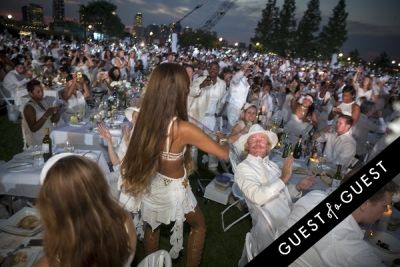 lord kat in Diner En Blanc NYC 2014