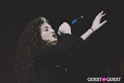 lorde in Coachella 2014 Weekend 2 - Saturday