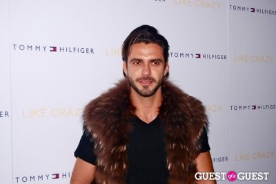 lorenzo martone in LIKE CRAZY Premiere