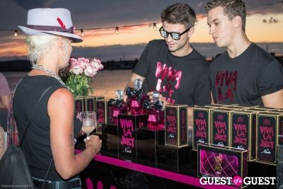 lori cheek in Juicy Couture & Guest of a Guest Celebrate the Launch Of Viva la Juicy Noir Part II