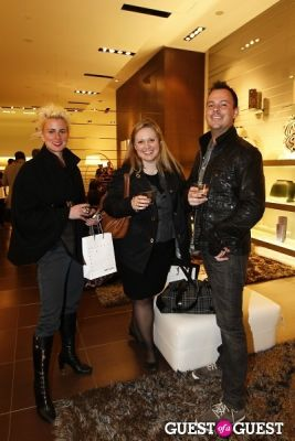 clayton whitman in NATUZZI ITALY 2011 New Collection Launch Reception / Live Music