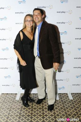 lori flynn in The 2013 Everyday Health Annual Party
