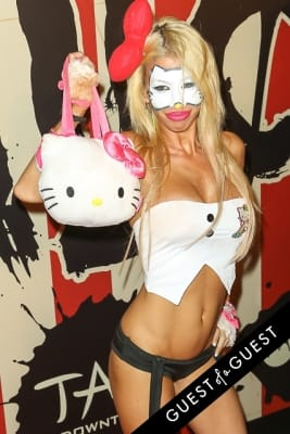lori levine in Heidi Klum's 15th Annual Halloween Party
