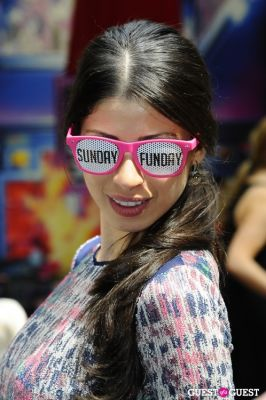 lorianna izrailova in The Team Fox Young Professionals of NYC Hosts The 4th Annual Sunday Funday
