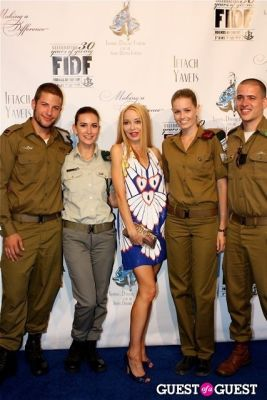 lorielle new in FIDF Israel Independence Day Celebration &