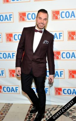 loris diran in COAF 12th Annual Holiday Gala