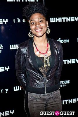 lorna williams in Whitney Art Party at Skylight Soho
